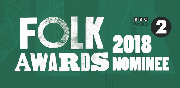 BBC Radio 2 Folk Awards Nominee