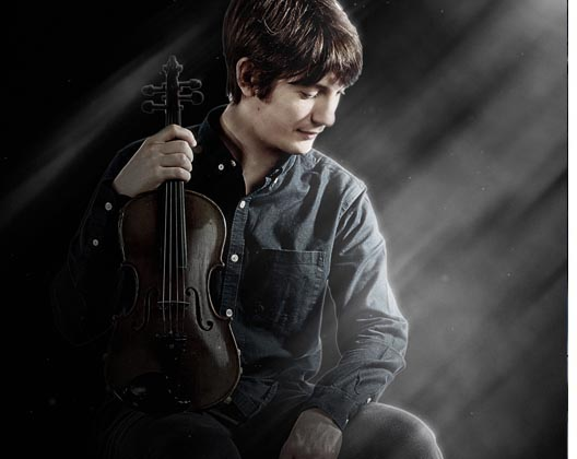 Ryan Young Traditional Scottish Fiddle Player Scotland