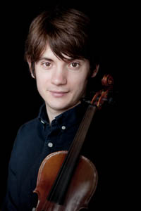 Ryan Young Violin Portrait
